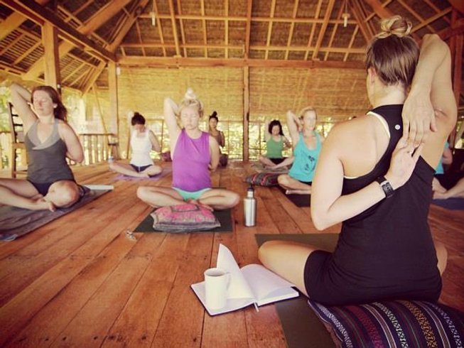 7 Days Women's Surf - Yoga Retreat in the Philippines