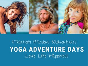 5 Day Yoga Adventure Days Retreat in Mallorca
