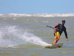 9 Days Kite Trip Adventure from Cumbuco to Parnabaia Surf Camp in Brazil