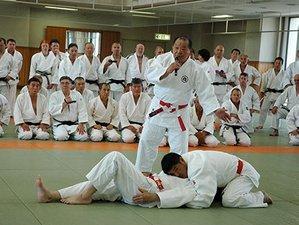 1 Month Judo Martial Arts Training in Tokyo, Japan