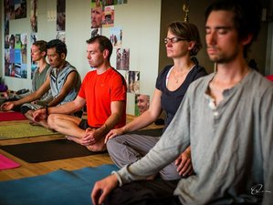 7 Days Yoga and Shamatha Meditation Retreat in Oppland, Norway