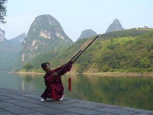 1 Week of Qigong and Taichi in Yangshuo, Guangxi, China
