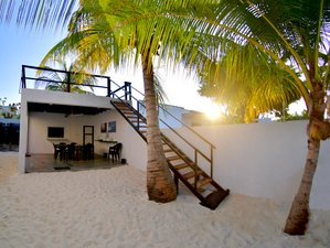 Surf Friendly Bed and Breakfast on Himmafushi Island