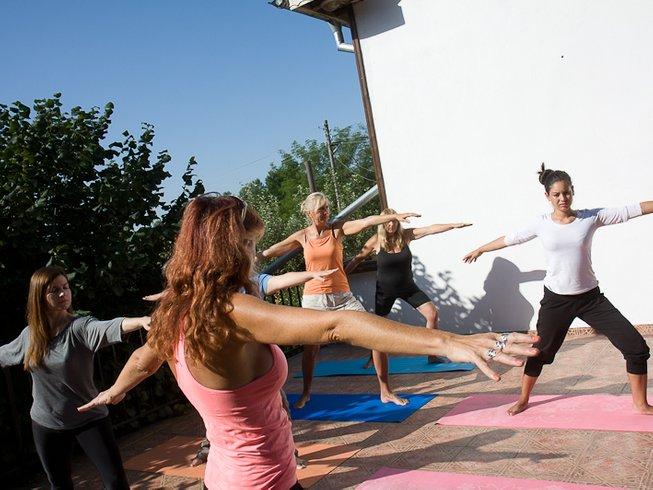 7 Days Relaxing & Rejuvenating Yoga Retreat in Bulgaria