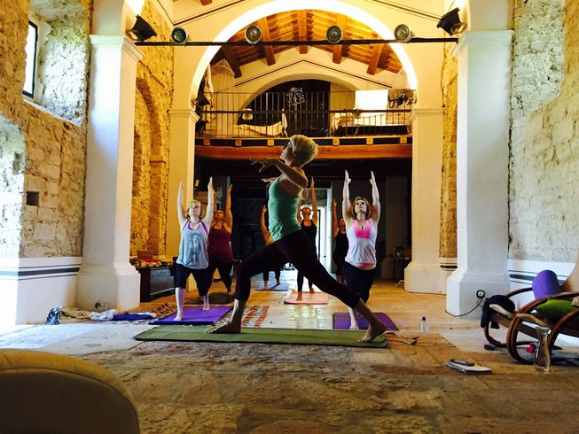 7 Days Abundance All Inclusive Yoga Retreat in Perugia, Italy
