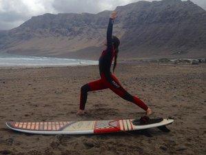 7 días retiro de yoga y surf en Semana Santa en Cádiz, España