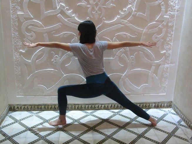 12 Days Round Trip Morocco Yoga Retreat with Meditation, Pranayama and Yoga in the desert