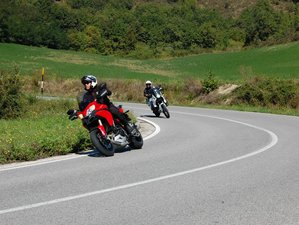8 Day Tuscany Grand Guided Motorcycle Tour in Italy