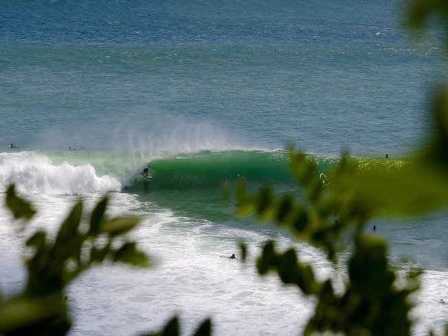 8 Days Advanced Surf Camp in Kerobokan, Badung, Indonesia