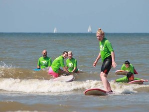 6 Days Bloemendaal Surf Camp Netherlands