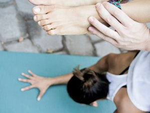28 jours-200h en formation de professeur de yoga multi-style dans le Goa, Inde