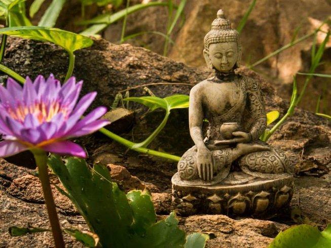 6 Days SunSunLove Winter Solstice Fest Yoga Retreat in Tamil Nadu, India