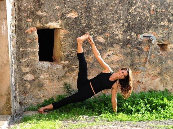 7 días retiro de yoga para madres e hijos en Reino Unido
