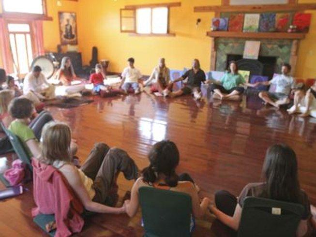 4 Days Weekend Healing Yoga Retreat in California