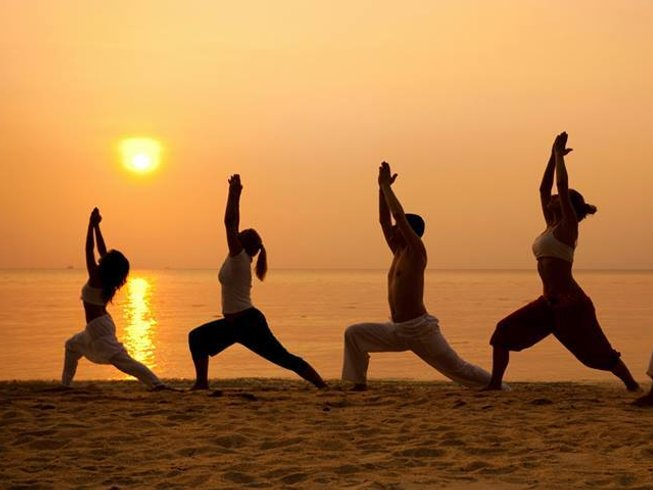 8 Days Ocean Yoga Retreat in South Goa, India