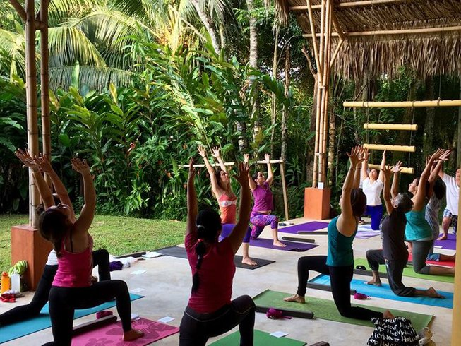 8 Days Meditation and Yoga Retreat in Palenque, Mexico