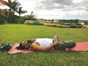 6 días de meditación Mantra y Nidra en un retiro de yoga en Rishikesh, India