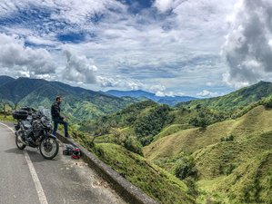 3 Day Guided Sonsón and Nariño Motorcycle Tour Adventure in Colombia