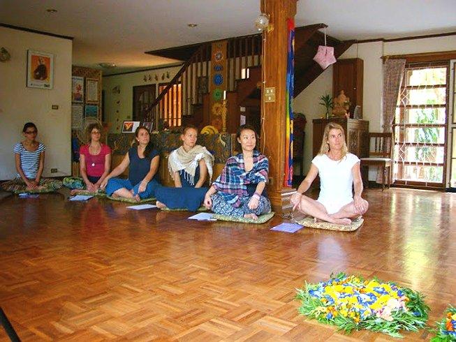 27 Days 200-Hour Enriching YTT in Chiang Mai, Thailand