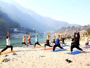 5 Day Dor Your Peace of Mind with Meditation and Yoga Retreat in Rishikesh, Uttarakhand