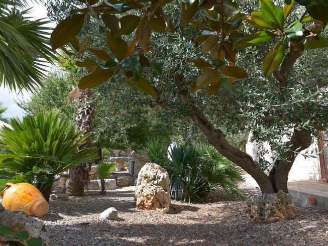 7 Tage Yoga und Tagestouren in Puglia, Italien