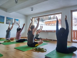 7 Days Ski and Winter Yoga Holiday in Austria