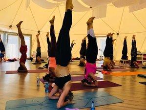 4 Day Pranayama, Meditation, and Yoga Retreat with Daniele in Bergamo