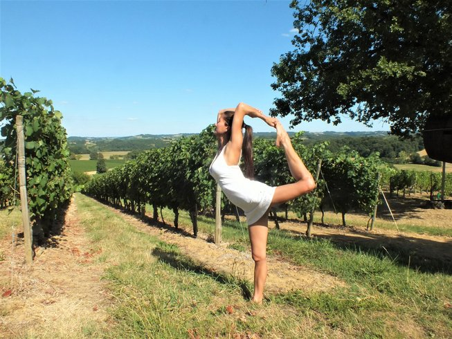 25 Days 200-Hour Yoga Teacher Training in France