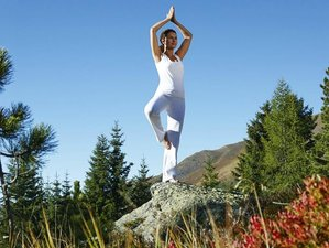 7 Days Mountain Week Yoga Retreat Austria