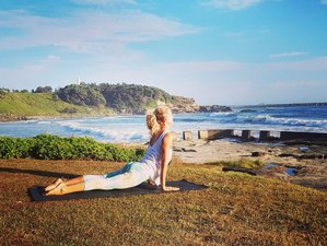 4 Day Women's Surf and Yoga Holiday for All Levels in Yamba, New South Wales