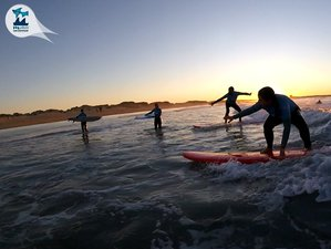 7 Days All Levels Surf Camp in São Pedro de Moel, Portugal