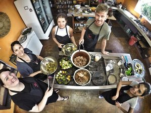 6 Day Cooking and Culinary Vacation in Tepoztlan, Morelos