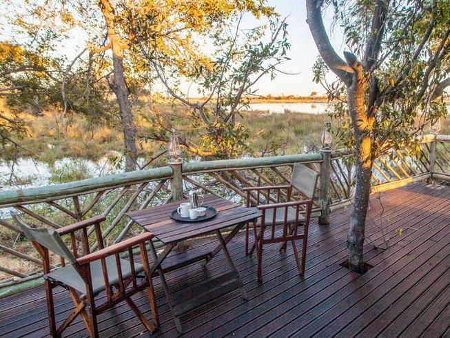 10 Days Photography Moremi and Chobe Safari