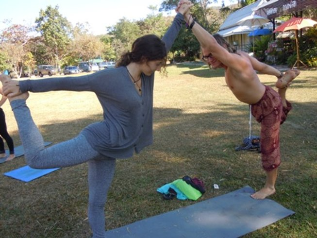 29 Days Yoga Teacher Training Course in Thailand