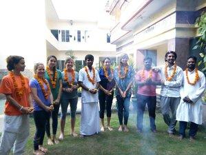 29 jours-200h de formation de professeur de yoga à Rishikesh, Inde