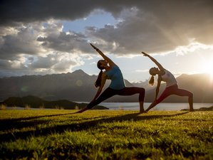 7 Days Yoga Wellness Adventure in New Zealand