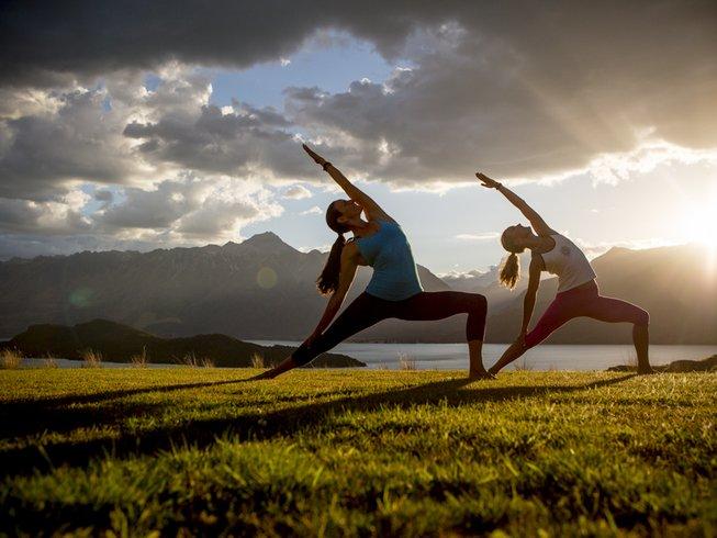 7 Days Yoga Wellness Adventure in New Zealand