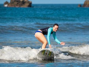 8 Days Women's Yoga and Surf Camp Costa Rica