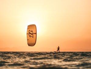 7 Tage Einzigartiges Kitesurf Erlebnis in El Gouna