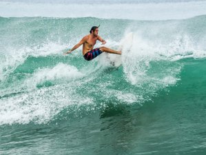5 Days Beginners Surf Camp in Playa Venao, Los Santos, Panama
