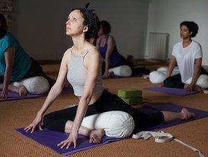 7 días vacaciones de yoga en Casperia, Italia