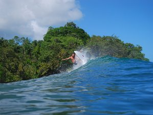 6 Day Surf Guiding Package in Santa Teresa South