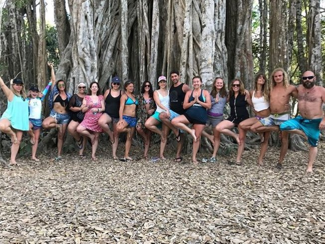 7 jours en stage de yoga Pura Vida à Puntarenas, Costa Rica