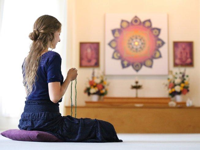 6-Daagse Yoga Retraites met Gastenverblijf in de VS