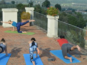 20 Day 200-hour Vinyasa Yoga Teacher Training in Tuscany, Italy