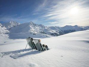 5 Tage Winterzauber, Seelennahrung, Detox, Meditation und Yoga Retreat am Arlberg, Österreich