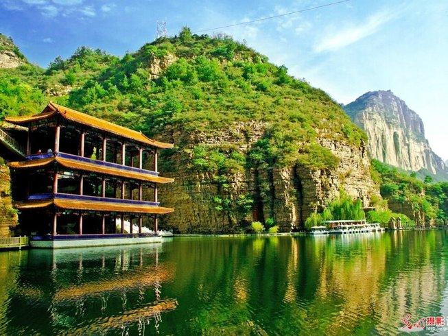 30 Days Tai Chi and Shaolin Kung Fu Training in Handan (Birthplace of Taichi), China