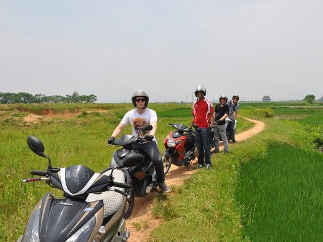 5 Days Fun Southern Vietnam Motorbike Tour