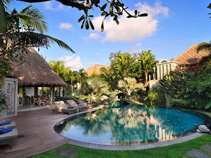 4 Days Spa and Intensive Yoga Retreat in Seminyak