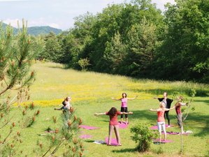8 Days Summer Meditation Yoga Retreat in France